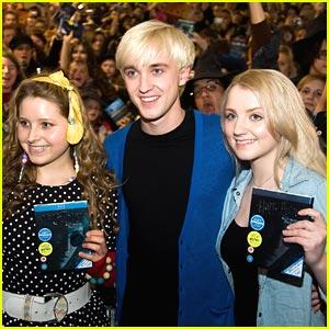 Tom, Evana and lavender